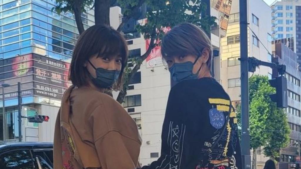 山田優着用ディーマスクアップ画像