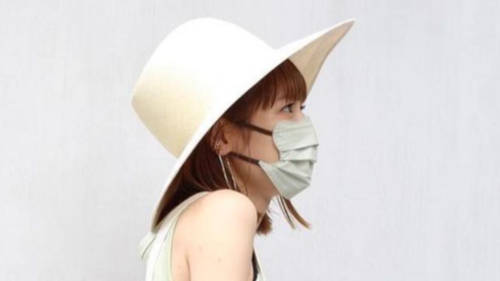 若槻千夏着用ディーマスク2